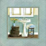 Bath Essentials I Kunstdrucke von Carol Robinson