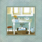 Bath Essentials II Posters by Carol Robinson