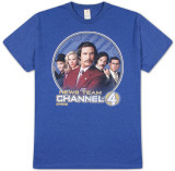 Anchorman - Anchor Team T-shirts