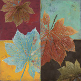 Colorful Maples I Posters by Patricia Pinto