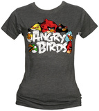 Juniors: Angry Birds - The Nest T-shirts