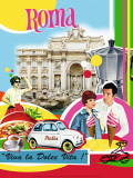 Rome Affiches par Natali 