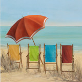 Four Summer I Art by Carol Robinson