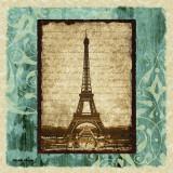 Parisian Trip I Prints by Michael Marcon