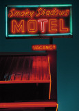 Motel Sign Posters by Jon Arnold