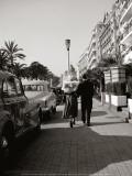 Nice, La Promenade des Anglais Posters par Gaston Paris
