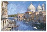 Grand Canal Posters by Marko Mavrovich