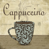 Cappuccino Print by Todd Williams
