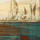 Calm Waters Square II Posters by  Kingsley