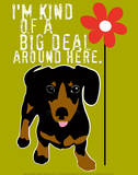 Big Deal Posters by Ginger Oliphant