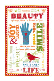 Beauty Love Posters van Sharyn Sowell