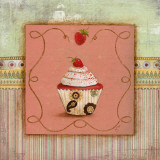 Cupcake Delight I Affiches