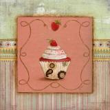 Cupcake Delight I Prints