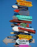 Totem Pole Plakater af Cindy Miller Hopkins