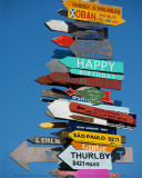 Totem Pole Poster by Cindy Miller Hopkins