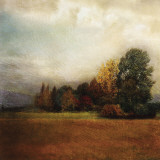 Autumn Horizon II Print by Amy Melious
