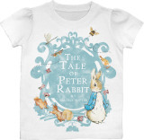 Toddler: Beatrix Potter - Peter Crest T-shirts