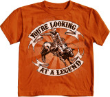 Toddler: You're Looking At A Legend T-shirts