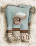 Serenity Prints by Elizabeth Medley