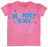 Toddler: Mommy Is My BFF T-shirts