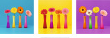 Multicolored Poster von Camille Soulayrol