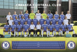 Chelsea-Team Photo-2011-2012 Affiches