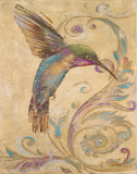 Hummingbird I Prints by Patricia Quintero-Pinto