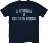 G Strings And Chicken Wings Camiseta