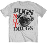 Pugs Not Drugs Shirts