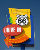 Route 66, Drive In Posters