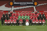 Manchester United-Team Photo-2011-2012 Posters