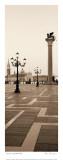 Piazza San Marcos II Poster par Alan Blaustein