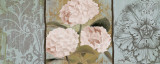Pink Hydrangeas Panel I Prints by Elizabeth Medley