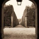 Giardini Portico Kunstdrucke von Alan Blaustein