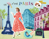 Paris Posters by Emillie Capman