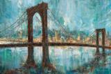 Manhattan Memories Poster par Ruane Manning
