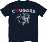 Love Cougars T-Shirt