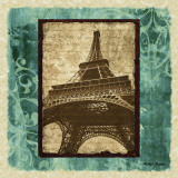 Parisian Trip II Posters by Michael Marcon