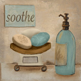 Soothe Affiches par Hakimipour-Ritter 