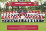Arsenal-Team Photo-2011-2012 Posters