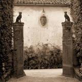 Giardini Ornamentale Print by Alan Blaustein