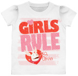 Toddler: Olivia - Girls Rule T-shirts