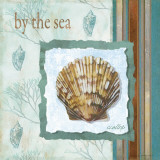By The Sea Poster by Carol Robinson