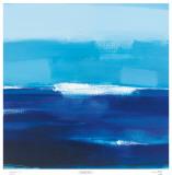 Cerulean Seas Affiches par Jack Roth