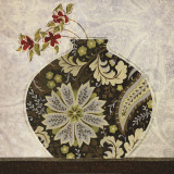 Floral Ornament I