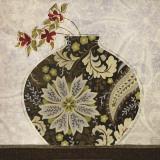 Floral Ornament I Prints by Yuko Lau
