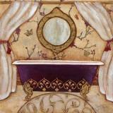 Purple Passion Bath II Posters