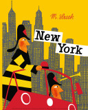 New York Posters by Miroslav Sasek