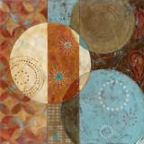 Blauer Mond II Kunstdrucke von Carol Robinson