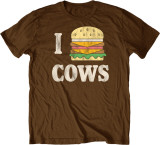 I Burger Cows Shirts